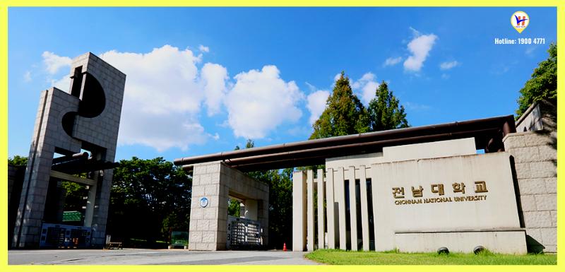 Trường đại học Quốc gia Chonnam - Thành phố Gwangju