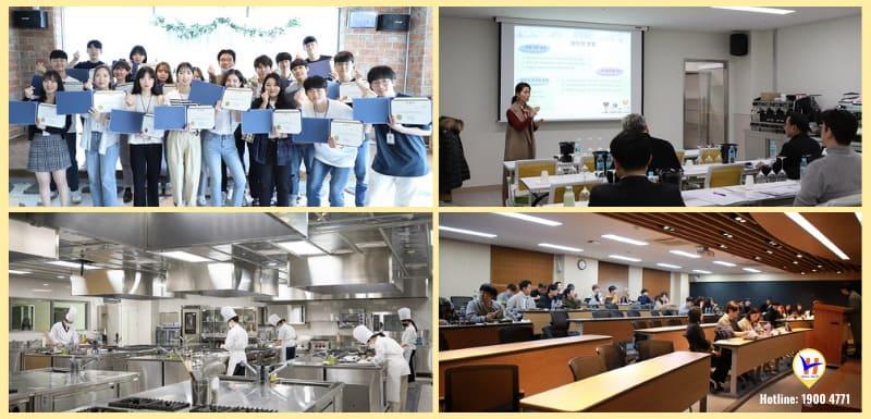 Đại học Sejong Hàn Quốc – 세종대학교 và những điều cần biết khi du học Hàn