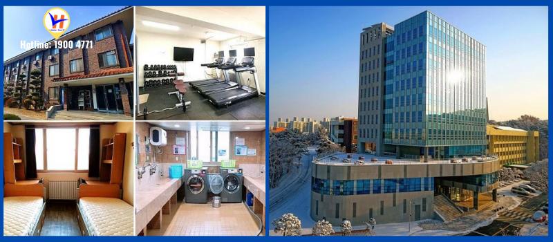 Trường Đại học Quốc Gia Kongju - Trường đào tạo ngành Sư phạm số 1 Hàn Quốc